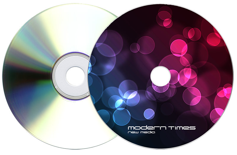 CD, DVD, Blu-Ray Produktion